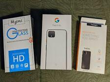Google Pixel 4 XL 128GB Clearly White mit OVP & Rechnungen (6 Monate alt)