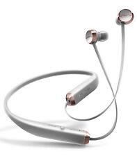 SOL REPUBLIC Shadow Wireless In-Ear Headphones-Grey/Rose Gold fast free shipping