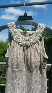Mother of the bride dress size 8p