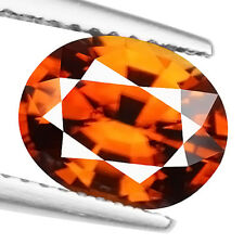 2.69ct 100% Natural earth mined top quality aaa orange color spessartine garnet