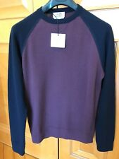 NWT Hermes Men Wool/Cashmere Sweater Size M
