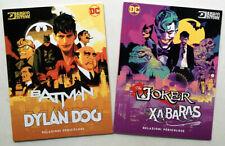 BATMAN Dylan Dog JOKER Xabaras N° 0 VARIANT LUCCA 2019 Relazioni Pericolose