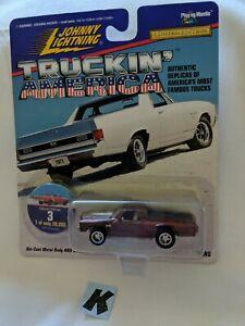 Johnny Lightning Truckin' America 1971 EL Camino (K)