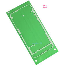 2xSamsung Galaxy S6 edge G925 Rear Glass Battery Cover Adhesive Glue Seal Pad