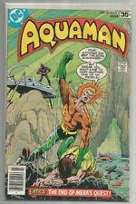Aquaman #60 ( Dc Mar 1978 )