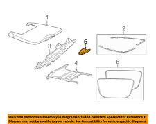 JAGUAR OEM 04-13 XJ Picnic Tray Latch C2D13489PVJ Black