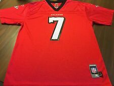 ATLANTA FALCONS  NFL  # 7 M. VICK  FOOTBALL  JERSEY BY  NFL SIZE YOUTH  XL 18/20