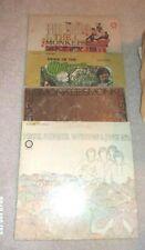 VINTAGE VINYL ALBUMS 4 MONKEES LPs RECORDS HEAD MORE OF BIRDS BEES PISCES AQUARI
