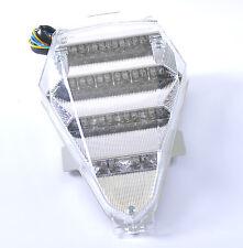 Feu arrière LED  Homologué + clignotant * YAMAHA YZF-R6 600 de 2008 à 2017