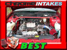 K&N+BLUE RED 1992 1993 1994 1995 BUICK LESABRE LE SABRE 3.8L V6 AIR INTAKE