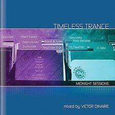 New: DJ Taucher, Binary Finary, Membe: Timeless Trance - Midnight Sessions  Audi