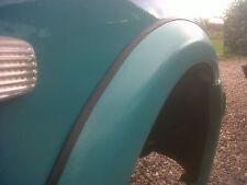 Rubber U Channel For Wide Body Kits  - Wheel Arch Kits - Classic Mini - Kit Car.