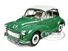 1963 MORRIS MINOR 1000 TOURER ALMOND GREEN 1/12 1 OF 1500 PRODUCED SUNSTAR 4773