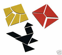 NIKITIN Material N3 Quadrate von Logo (65004) NEU + OVP