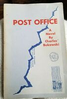 CHARLES BUKOWSKI, POST OFFICE, SOFTCOVER