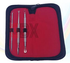 Blackhead Remover Tool Kit Facial Supplies Skin Care Tools Esthetician Spa Suppl