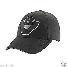 Genuine Scania V8 Logo Black Truck Baseball Cap Hat One Size Men's Mens New