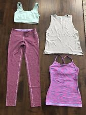 Lot Of 4!  Ivivva Clothes.  Size 14
