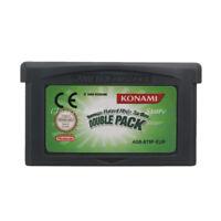 TMNT Double Pack GBA Game Boy Advance Cartridge EU English