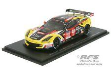 Chevrolet Corvette C7.R - 24h Le Mans 2016  Yamagishi / Ragues - 1:43 Spark 5138