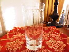 Vera Wang Wedgwood Crystal WITH LOVE Hiball High Ball Glass Tumbler - NEW!