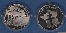 Médaille 1939 - 1945 Berlin 22 Avril 2 Mai 1945 - Collection Débarquement