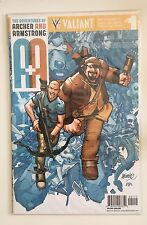 Archer and Armstrong # 1 - Roberts / Lafuente - Valiant - NM