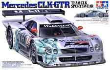 Tamiya 1/24 Mercedes-Benz CLK-GTR Team CLK Sportswear model kit 24201