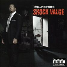 Timbaland - Timbaland Presents Shock Value [New CD] Explicit