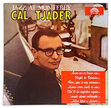 LP - CAL TJADER Jazz at Monterey - AMERICA