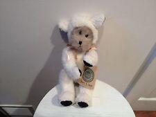 "Boyds Bears Retired Bear In A Lamb Suit - Bah'B 8"""