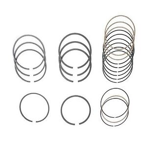Piston Ring Set for Audi & Volkswagen Standard. 81.00mm 058 198 151 BG NEW