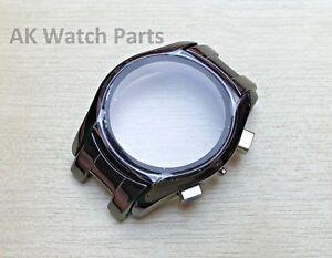 Ceramic Watch CASE/SHELL/HOUSING/DIAL Fits Emporio Armani AR1400 strap/bracelet