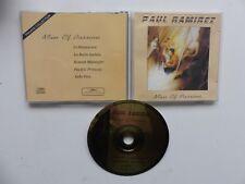 CD PAUL RAMIREZ Man of passion  JEFFERSON  031 290 2 Illustration RAYMOND POUET