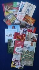 MINI COOKBOOK COLLECTION Donna Hay Jamie Oliver Kylie Kwong Maggie Beer BULK LOT