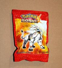 Pokémon Pokemon Sun Rare promo Solgaleo Figure Nintendo Europe 3DS Not for Sale