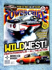 POWERCRUISE    MAGAZINE      ISSUE  No, 11 [PULL-OUT POSTER INCLUDED]