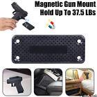 Gun Magnet Mount Magnetic Holder Holster Concealed Pistol for Car Bed Under Desk