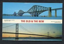 C1960's Views of Both the Old & New Forth Bridge.
