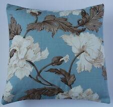 Sanderson Linen Blend Floral Decorative Cushions
