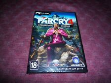 Far Cry 4 PC Limited Edition (Russian Release, Sealed) PC game