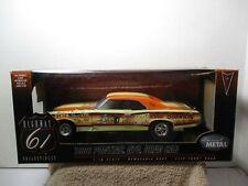 1/18 SCALE ~ HIGHWAY 61 ~ 1966 PONTIAC GTO DRAG CAR