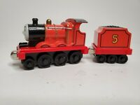 Thomas And Friends James With Tender  Take Along N Play Die Cast Train Set 2006