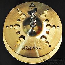 """Istanbul Agop Xist Ion Hi Hat Cymbals 10"""""""