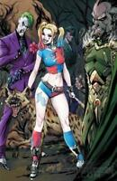 BATMAN #50 J SCOTT CAMPBELL E SIGNED VARIANT DC COMICS WEDDING CATWOMAN JOKER