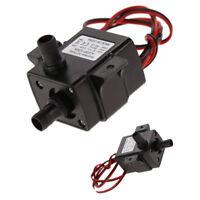 DC12V3 M240L/H Mini Magnetic Brushless Motor Water Pump Lift 300CM Water Proof