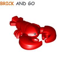 poisson 2 X LEGO ® 64648 City Poisson rouge dans orange article neuf animal