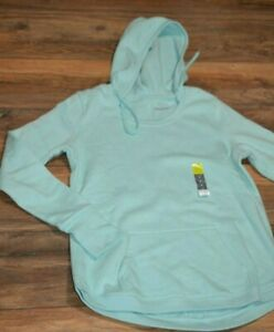 Tek Gear Palm Waters Pullover Hoodie w/ Kangaroo Pocket Workout Gear Sweatshirt