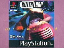 PS1 _ Killer Loop _____ Über 1000 weitere Spiele im SHOP