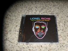 Lionel Richie Hello From Las Vegas New and Sealed CD